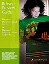 Microsoft Dynamics CRM 2013 Release Preview Guide