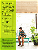 Dynamics CRM 2015 Guide