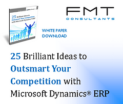 25 Brilliant Ideas to Outsmart Your Competition with Microsoft Dynamics ERP