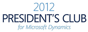 FMT Consultants, LLC Named to 2012 Microsoft Dynamics President's Club