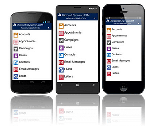 CRM on Mobile Devices