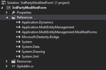 Modifying Third-Party Forms in Microsoft Dynamics GP_13