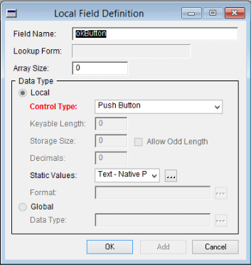 Modifying Third-Party Forms in Microsoft Dynamics GP 4