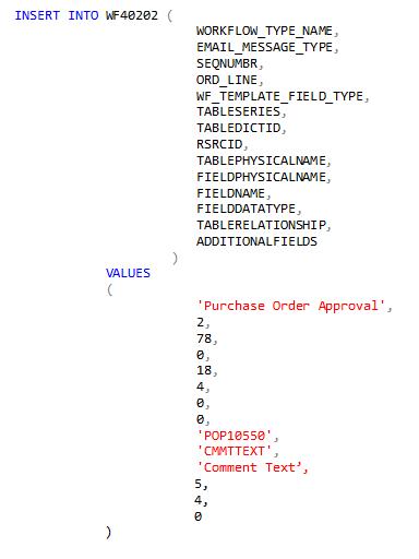 Configure Dynamics GP Workflow Emails