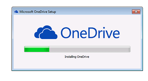OneDrive Business SetUp