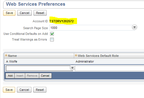 Find Account ID in NetSuite