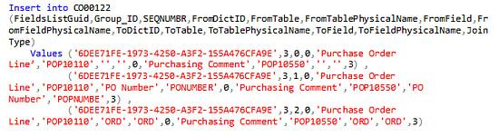 Modify Email Body Text in Dynamics GP Workflow