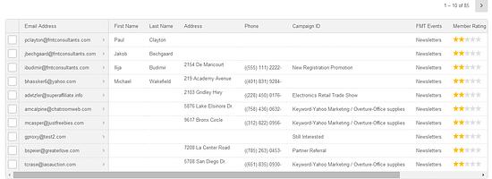 NetSuite Marketing Integration
