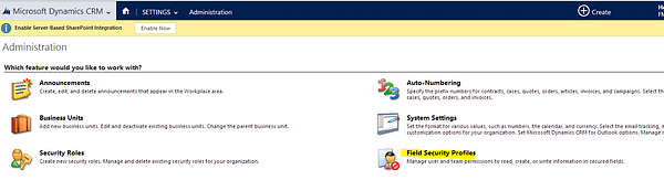 Using Out-of-the-Box Field Level Security to Apply Security to Business Process Flows in Dynamics CRM 2013 2