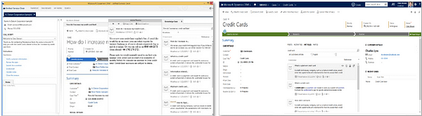 Dynamics CRM 2015 Integrated Knowledge