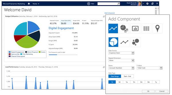 Microsoft Dynamics Marketing - Homepage