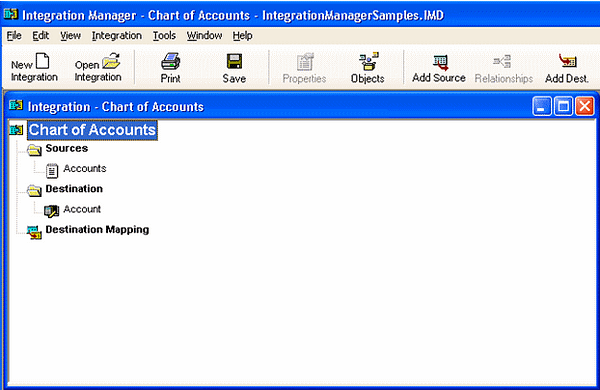 Dynamics GP Integration Manager