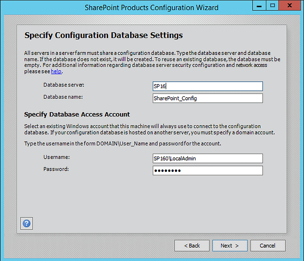 SharePoint 2016 Preview Installation 3