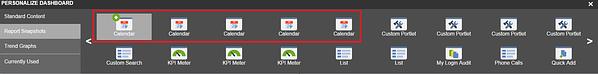 NetSuite Portlet Personalization