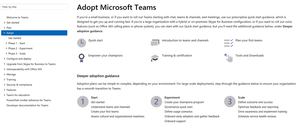 Adopt Microsoft Teams image